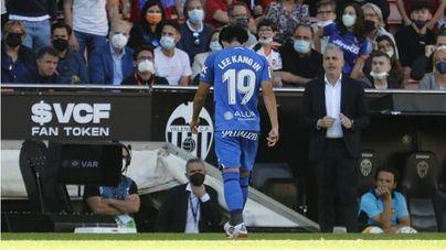 El Mallorca se deja empatar en Mestalla