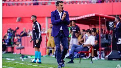 Luis García Plaza: 'Estoy satisfecho, jodido e indignado'