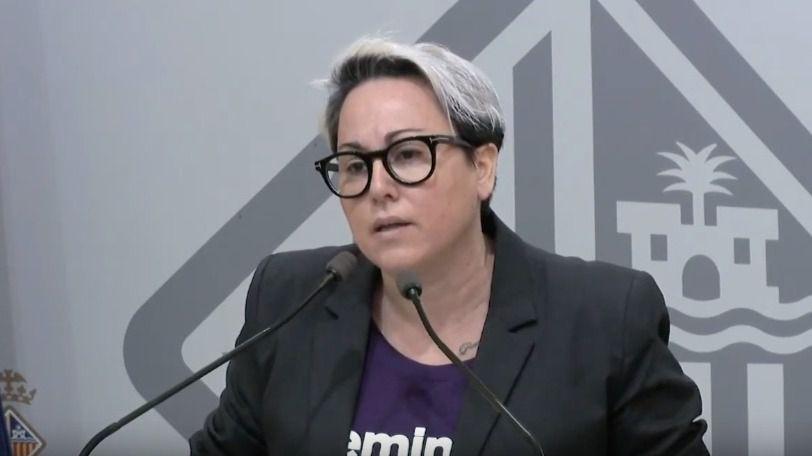 "'Dimoni Rosa' para Sonia Vivas por la ""ausencia"" de políticas municipales en materia Lgtbi"