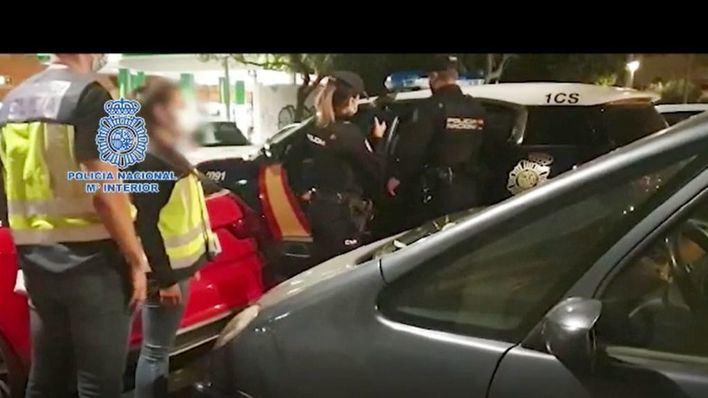 La colaboración vecinal, clave para detener a una pareja que vendía drogas en un piso de Palma