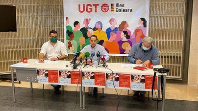 UGT Baleares lamenta el 'fracaso' del modelo de recogida de basuras y culpa a los ayuntamientos
