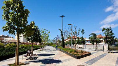 El Parc de Ses Vies contará con 581.865 metros cuadrados de zona verde