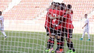 La Peña Deportiva cae ante el Real Mallorca en Son Moix
