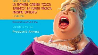 El Auditori de Cas Serres acoge este sábado 'Opera for kids'