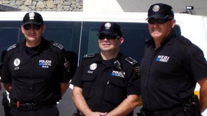 Tres detenidos en Sant Antoni por vender drogas y conducir un coche robado