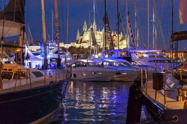 MYBA destaca que el Palma Boat Show es una gran herramienta para atraer empresas a las islas