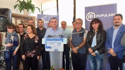 Andreu Roig es reelegido presidente del PP de Sant Joan de Labritja