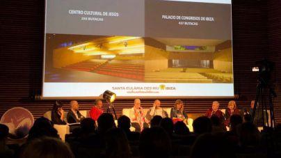 Santa Eulària participa en una jornada para el fomento de las artes escénicas