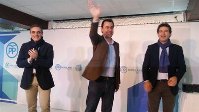 Martínez-Maíllo: 'El Govern le ha puesto una alfombra roja al independentismo'