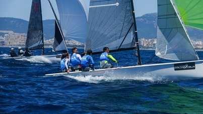 11 nuevas clases se estrenan en la segunda jornada de la 16ª Sail Racing PalmaVela