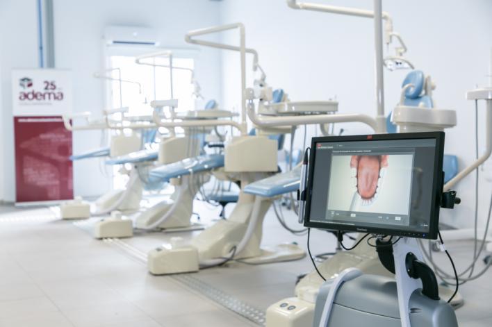La Escuela Universitaria Adema pondrá en marcha el Máster en Odontología Digital y Nuevas tecnologías el próximo curso