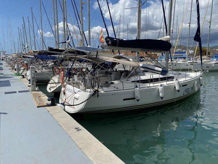 El puerto de Palma mejora las prestaciones medioambientales de las instalaciones de Chárter Náutico