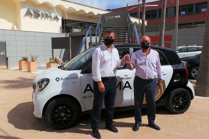Asima y Autovidal apuestan por la movilidad sostenible