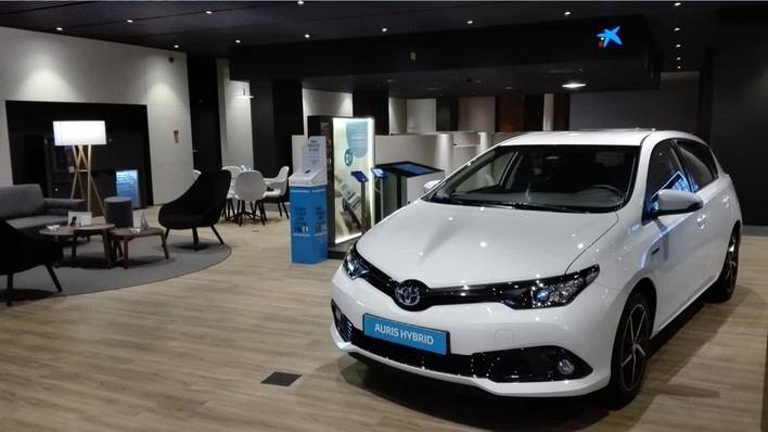 CaixaBank y Arval impulsarán el renting a particulares y soluciones de movilidad sostenible