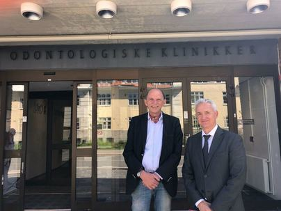 La Escuela Universitaria ADEMA-UIB incorpora a su equipo al doctor Päl Barkvoll