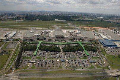 Cuatro hombres armados roban 40 millones de dólares en oro en el aeropuerto de Sao Paulo