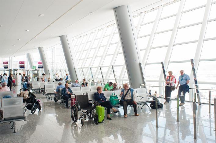 Cerca de un millón de pasajeros han pasado por los aeropuertos de Baleares en Semana Santa
