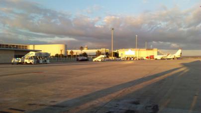 Los aeropuertos de Baleares operarán casi un millar de vuelos este fin de semana