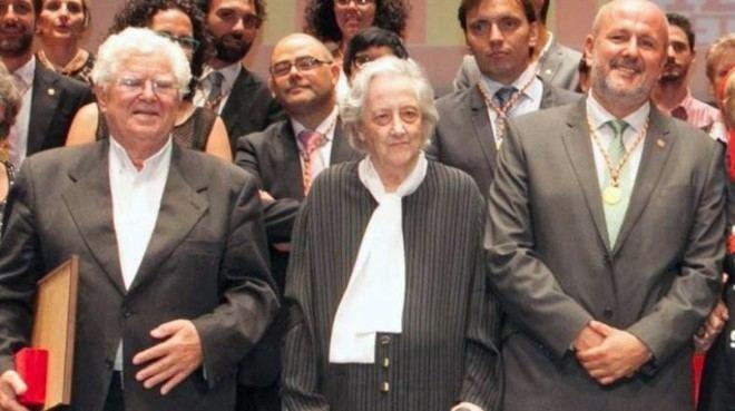 Muere la filóloga Aina Moll
