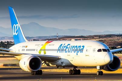 Prorrogado el contrato con Air Europa para los vuelos interislas