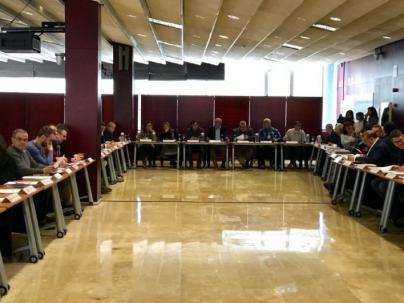 Los ayuntamientos recibirán 10 millones de euros para actuaciones municipales