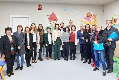 La CAEB promueve el compromiso de las empresas isleñas con Aldeas Infantiles SOS