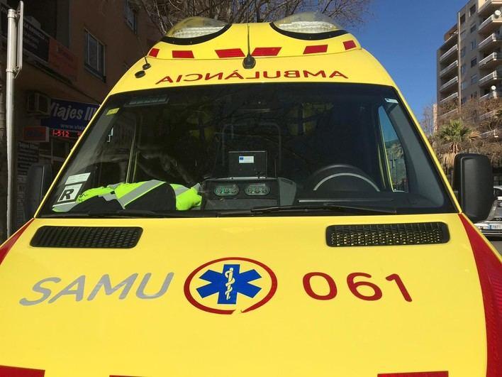 Fallece un joven de 26 años tras sufrir un accidente de moto en Ibiza