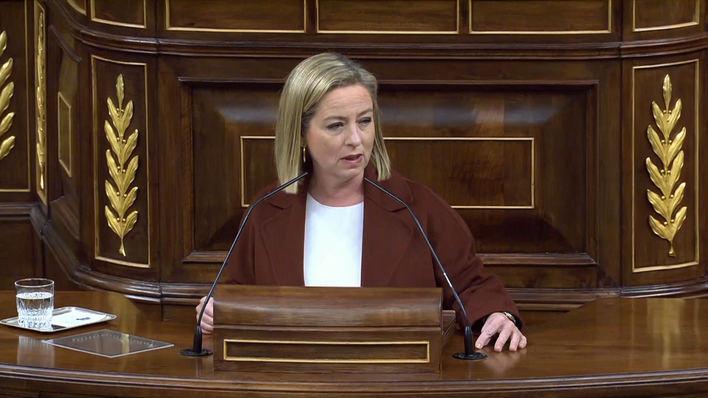 Oramas defiende que los diputados que han votado en contra de la investidura