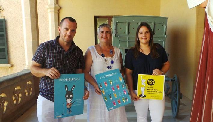 Andratx se suma a la campaña 'no siguis ase' contra el uso abusivo de alcohol en las fiestas