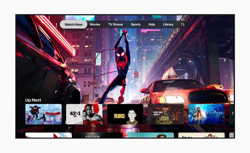 Apple TV+, el nuevo servicio de contenido audiovisual