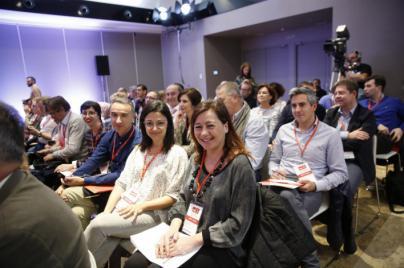 Tres socialistas de Baleares en la lista para las europeas del PSOE