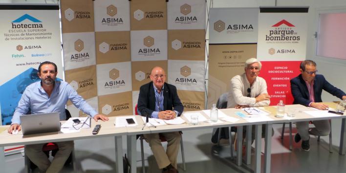 ASIMA celebra su Asamblea General Ordinaria por videoconferencia