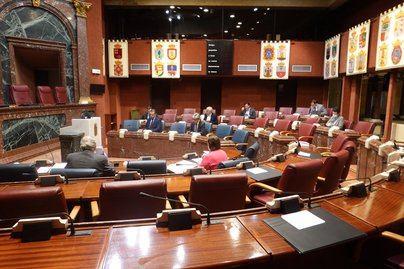 La moción en Murcia no saldrá adelante hoy tras la negativa de los tres diputados de Vox a secundarla