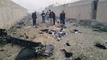Mueren los 167 pasajeros del avión ucraniano accidentado al despegar del aeropuerto de Teherán