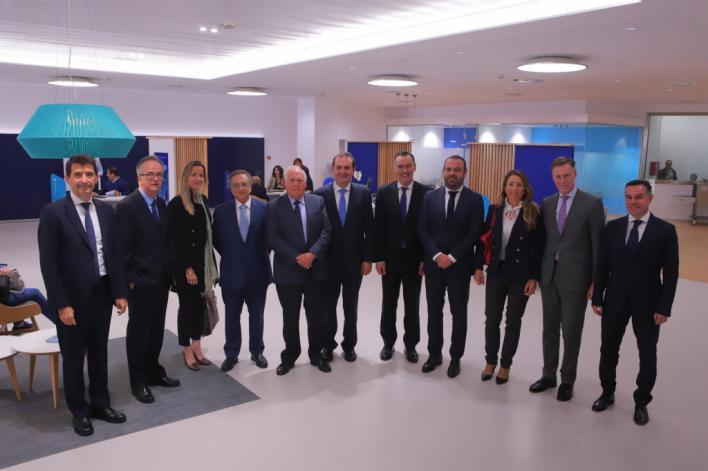El BBVA inaugura en Palma un Centro de Banca de Clientes