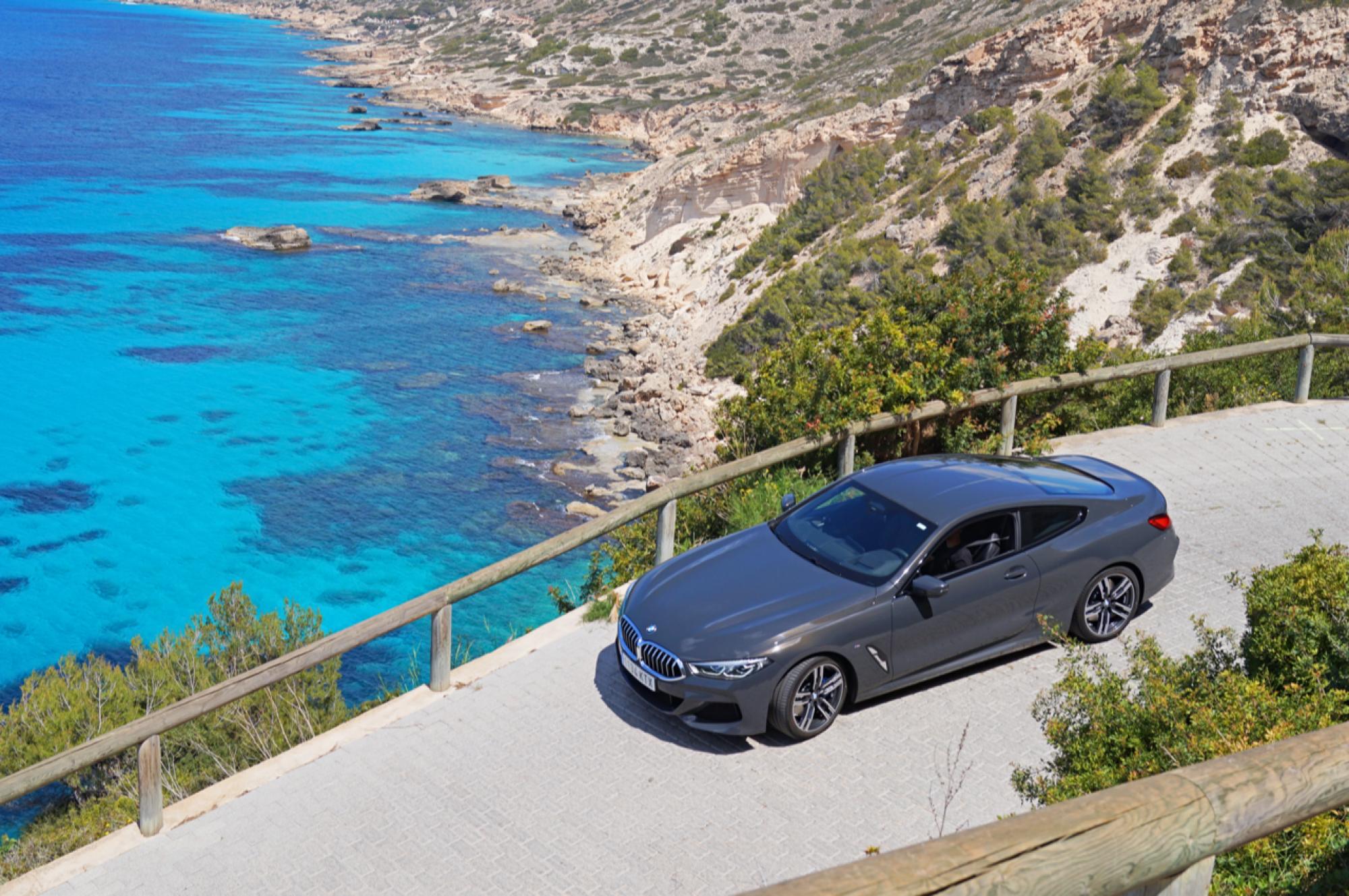 Sixt incorpora los BMW serie 8 Coupé y Cabrio