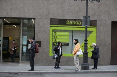 Bankia gana 94 millones hasta marzo tras provisionarse por 125 millones por el Covid-19