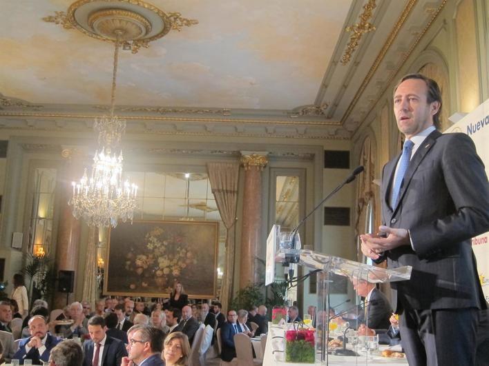 Bauzá irá el quinto en la candidatura de Ciudadanos al Parlamento Europeo