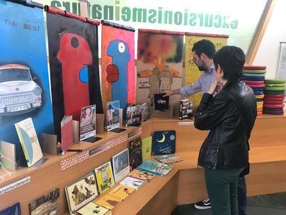 La biblioteca del Molinar duplica el número de usuarios en el local de La Petrolera