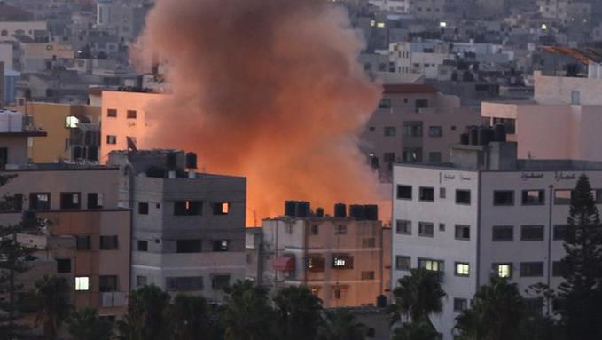 Tensión en la frontera de Gaza: Israel ataca objetivos de la Yidad islámica