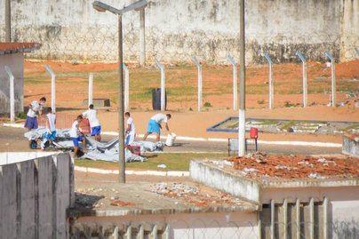 Más de 50 muertos al declararse un motín en una cárcel de Brasil