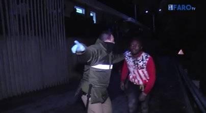 300 inmigrantes logran saltar la valla de Ceuta