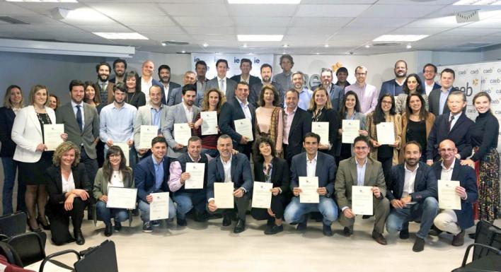 CAEB premia un plan de empresa de mantenimiento de viviendas vacacionales