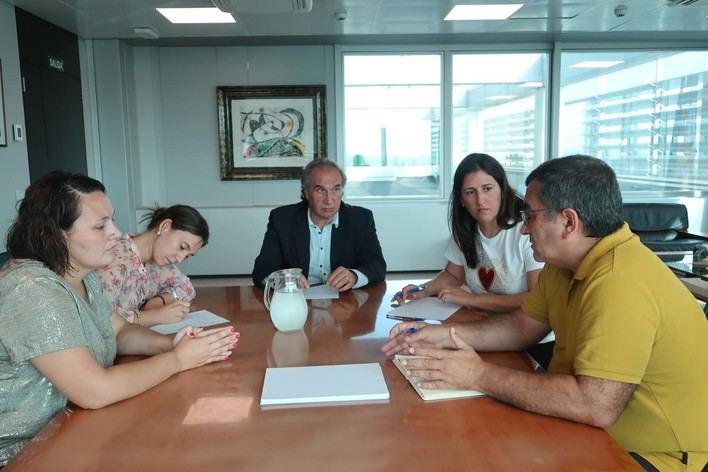 Las obras del nuevo centro educativo de Campos podrían iniciarse en verano de 2020