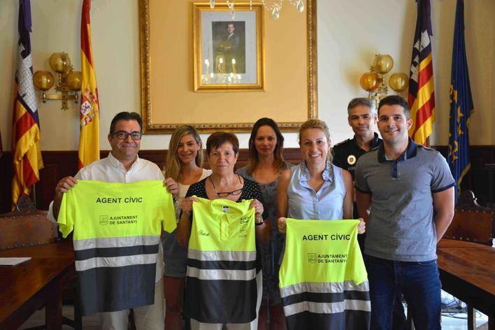 Santanyí contará con dos agentes cívicos que velarán para mejorar la convivencia vecinal