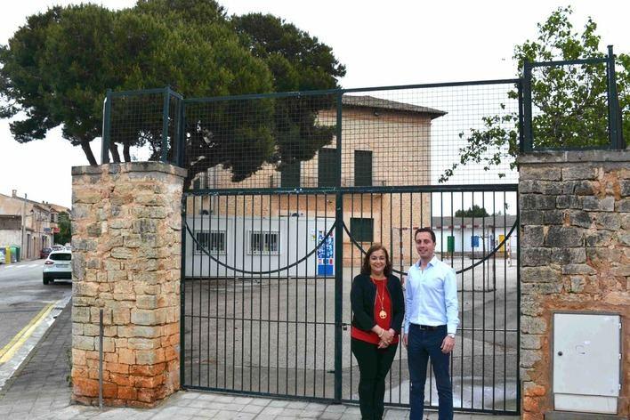 Santanyí apuesta por la ampliación y mejora de sus centros educativos
