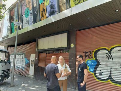 Ciudadanos propone convertir los multicines 'Metropolitan' en el nuevo PAC de Pere Garau