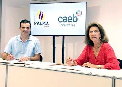 CAEB y PALMAesports impulsan becas para fomentar el deporte en niños y niñas más desfavorecidos