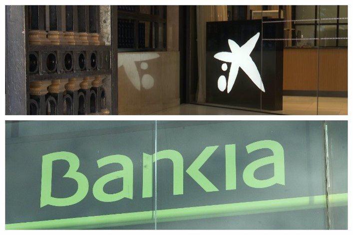 Los consejos de CaixaBank y Bankia se reúnen para definir el precio de la fusión