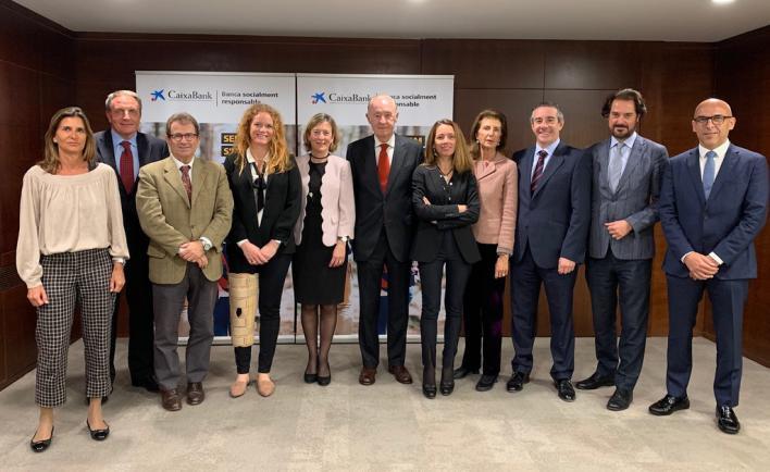 CaixaBank analiza en Baleares su Plan Estratégico 2019-2021